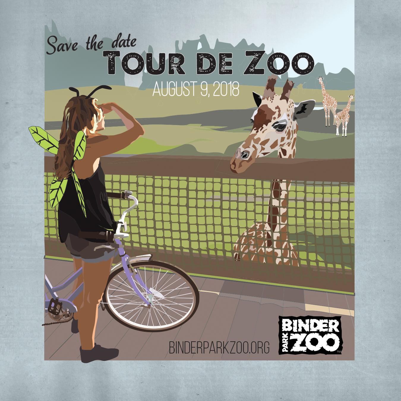 Admission Tour De Zoo